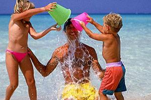 Что взять с собой на отдых семье с детьми?