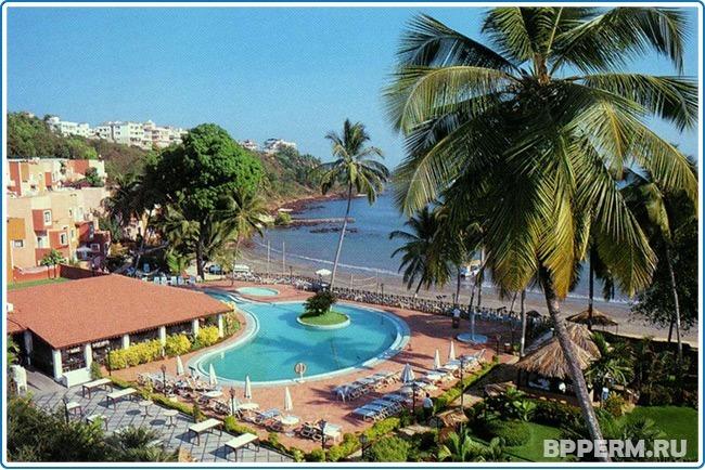 Индийский курорт