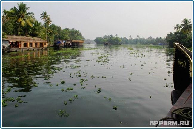 Индия, округ Керала