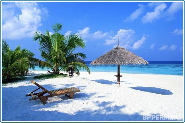 Курорты Индии и песчаные пляжи