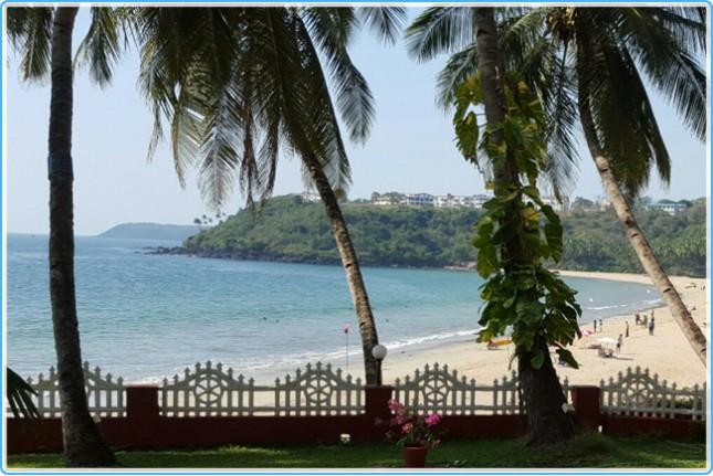 Отели Индии - BOGMALLO BEACH RESORT