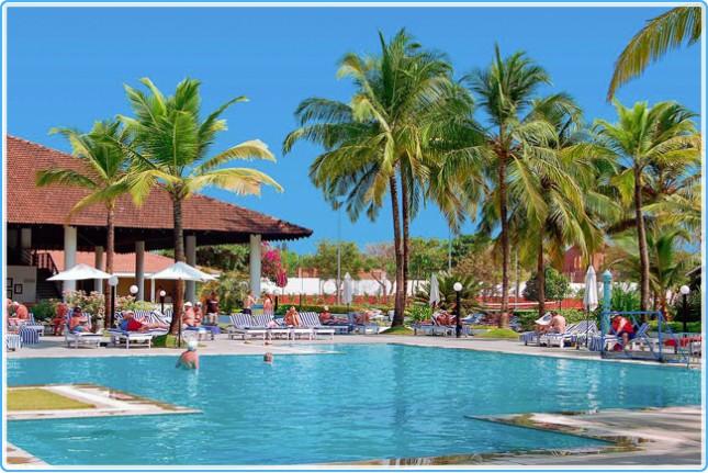 Отели Индии - DONA SYLVIA BEACH RESORT