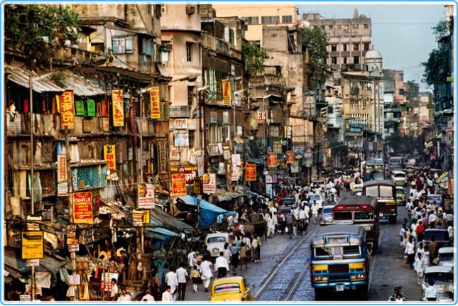 Индийская улочка
