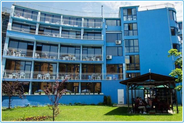 BOHEMI HOTEL 3* (Солнечный Берег, Бургас)