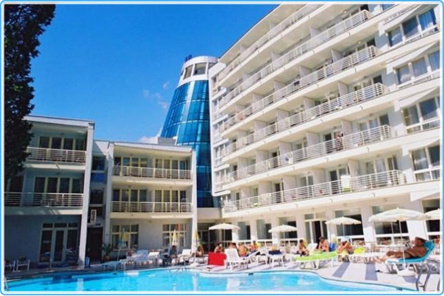 KALOFER HOTEL 3* (Солнечный Берег, Бургас)