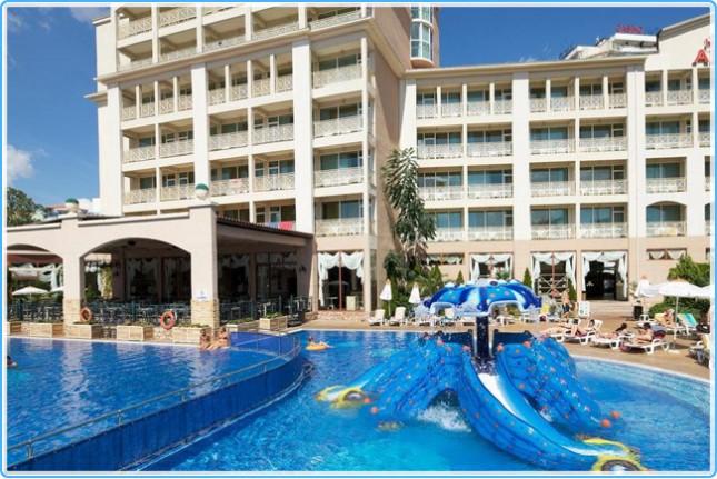 PLANETA HOTEL 5* (Солнечный Берег, Бургас)
