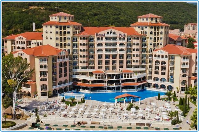 ROYAL PARK HOTEL 4* (Элените, Бургас)