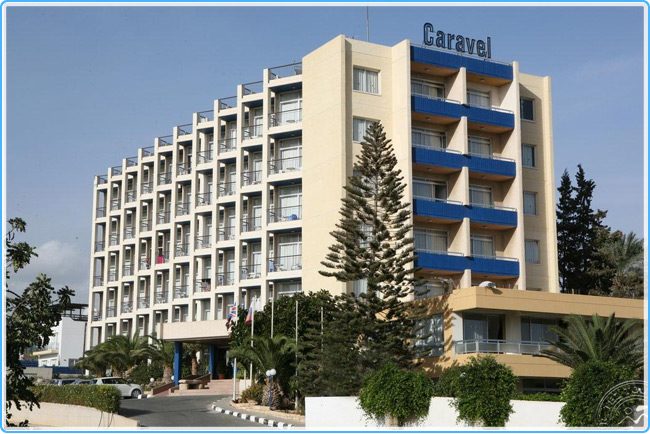 Отель CARAVEL 3*