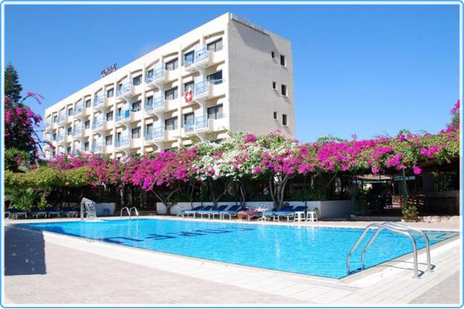 Отель CORFU HOTEL 3*