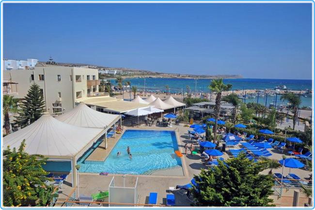 Отель LIMANAKI DESIGN N STYLE BEACH HOTEL 4*