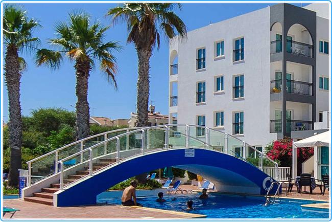 Отель PARAMOUNT HOTEL APTS 3*