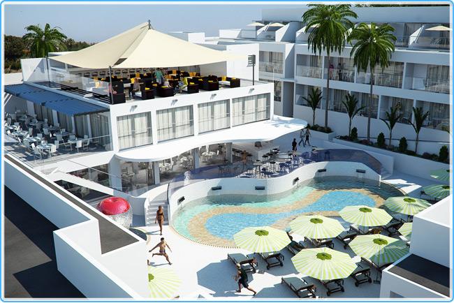 Отель TASIA MARIS SANDS 4*