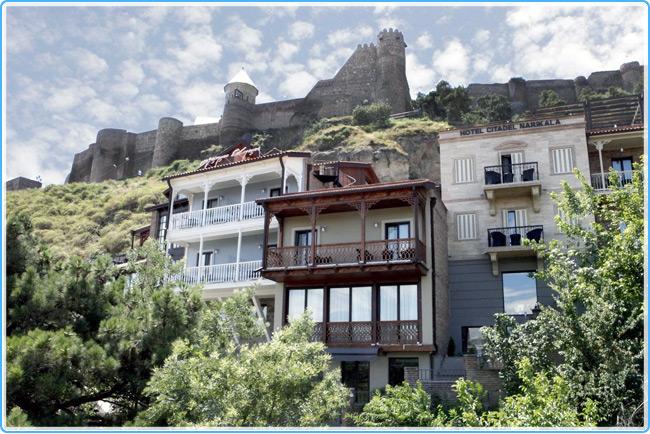 Отели Грузии