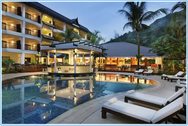 MARINA PHUKET RESORT 4 *
