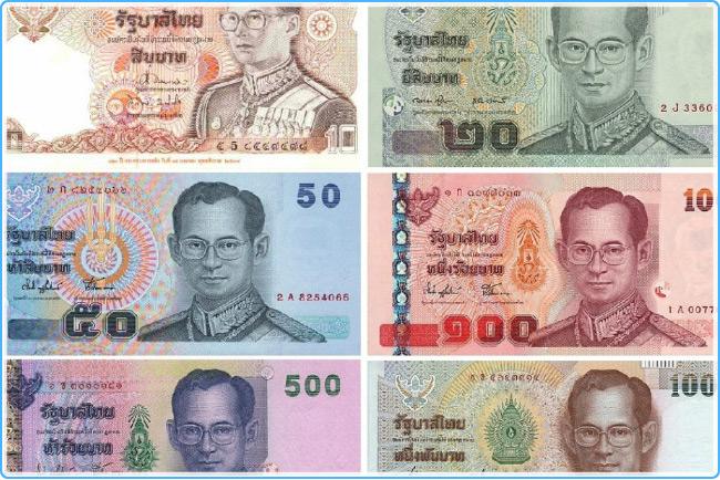 Таиландский бат