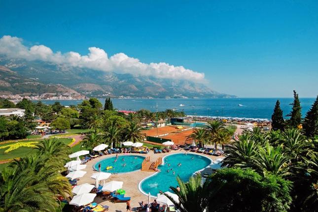 Черногория - отель Iberostar Bellevue