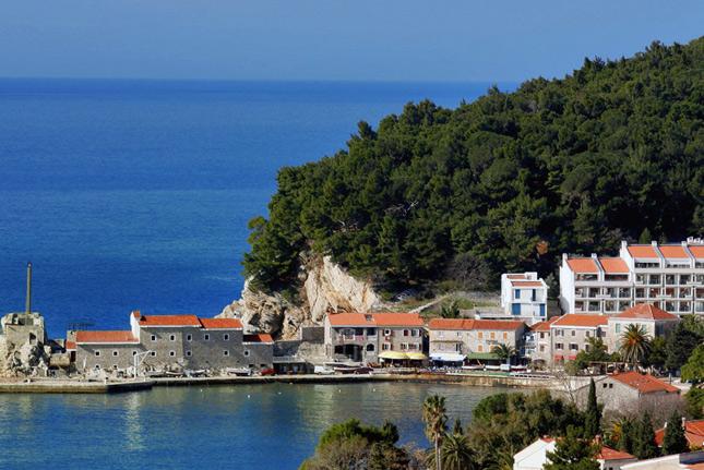 Черногория - отель Monte Casa SPA & Wellness