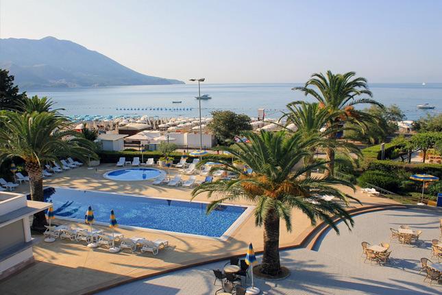 Черногория - отель Montenegro Beach Resort