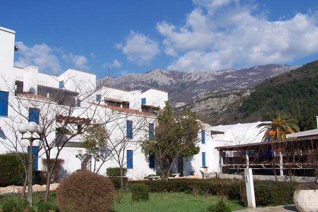 Черногория - отель Podostrog