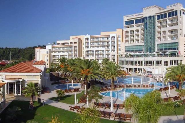 Черногория - отель Splendid Conference & SPA Resort