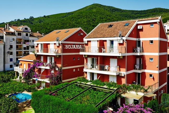 Черногория - отель Vila Bojana