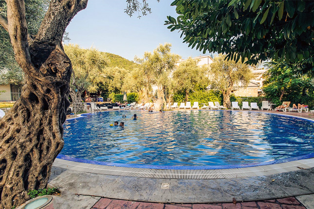 Черногория - отель Ville Oliva