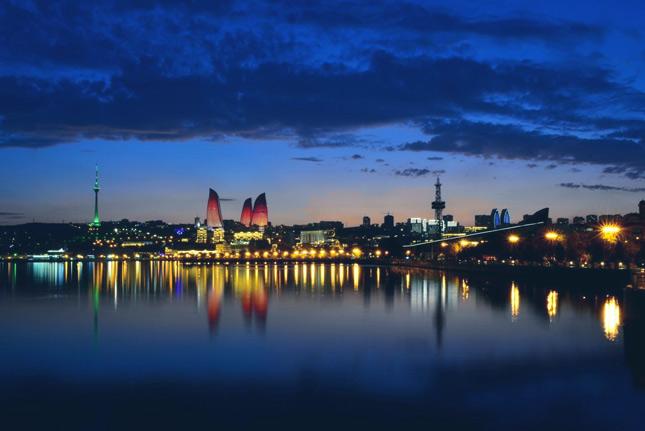 Фото Азербайджана