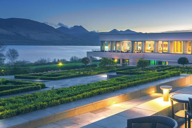 Отель Ирландии