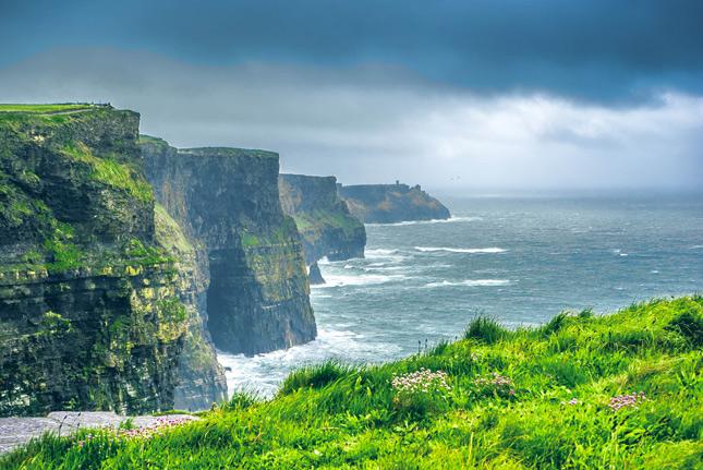 Чудесные пейзажи Ирландии
