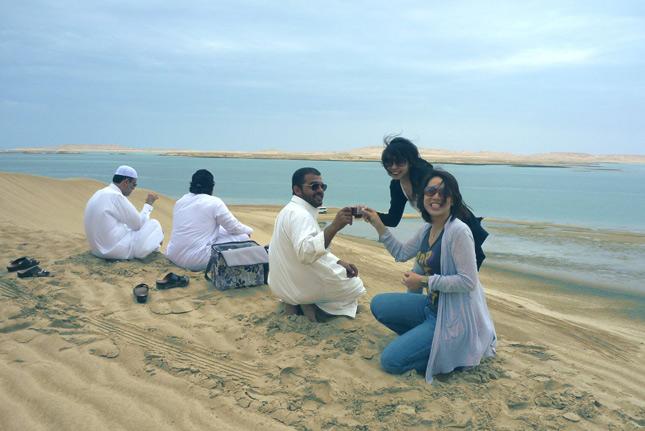 Отдых в Катаре