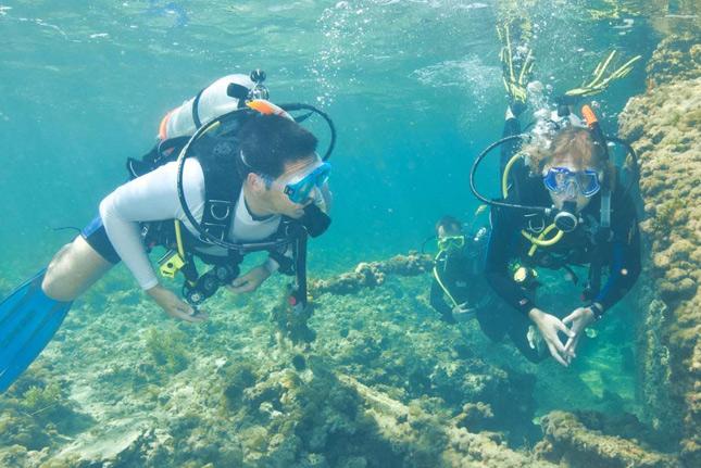 Снорклинг на Марианских островах