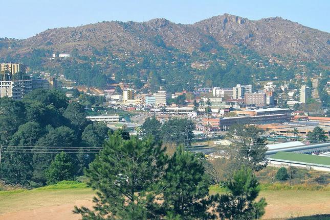 Свазиленд