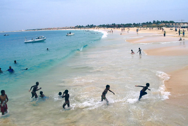 Пляжи Кабо-Верде