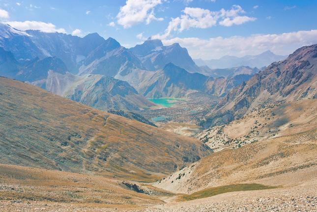 Таджикская природа