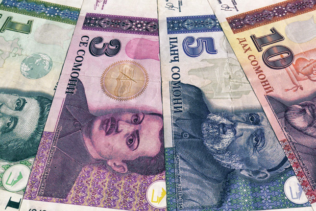 Деньги Таджикистана