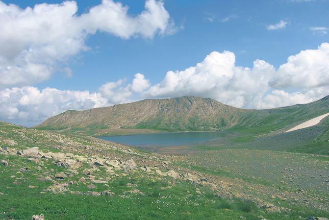 Кельское плато