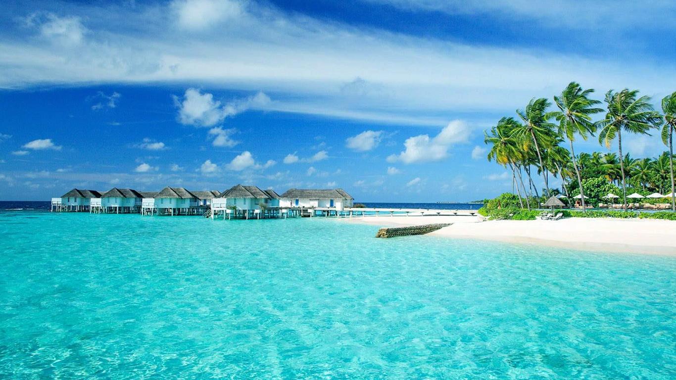 Куда поехать отдыхать в марте - Мальдивы