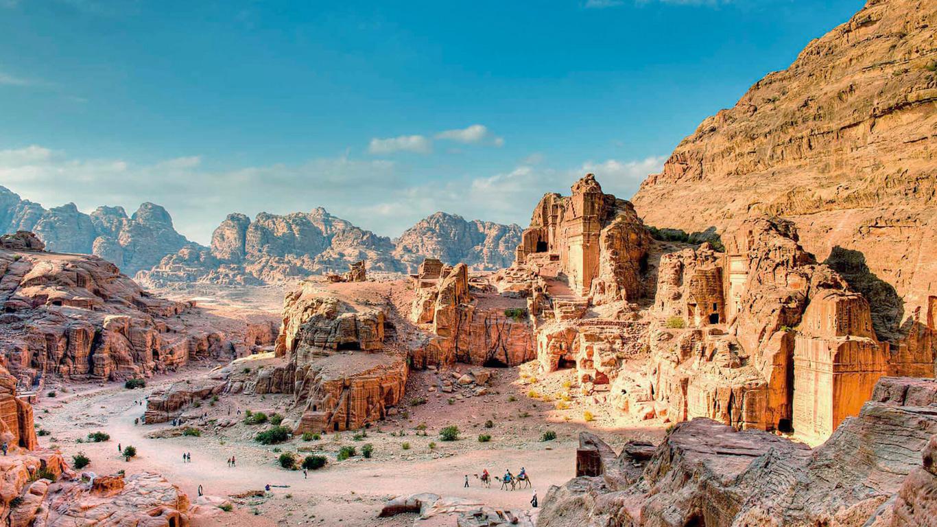Куда поехать отдыхать в марте - Иордания