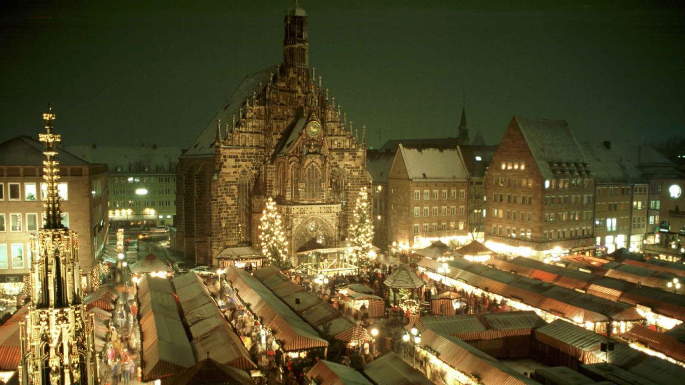 Отдых в декабре в Нюрнберге
