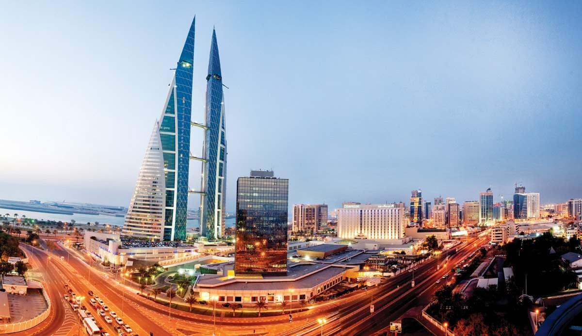 Климат в Бахрейне