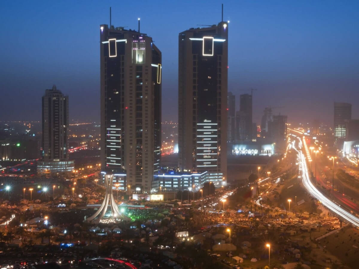 Безопасность в Бахрейне