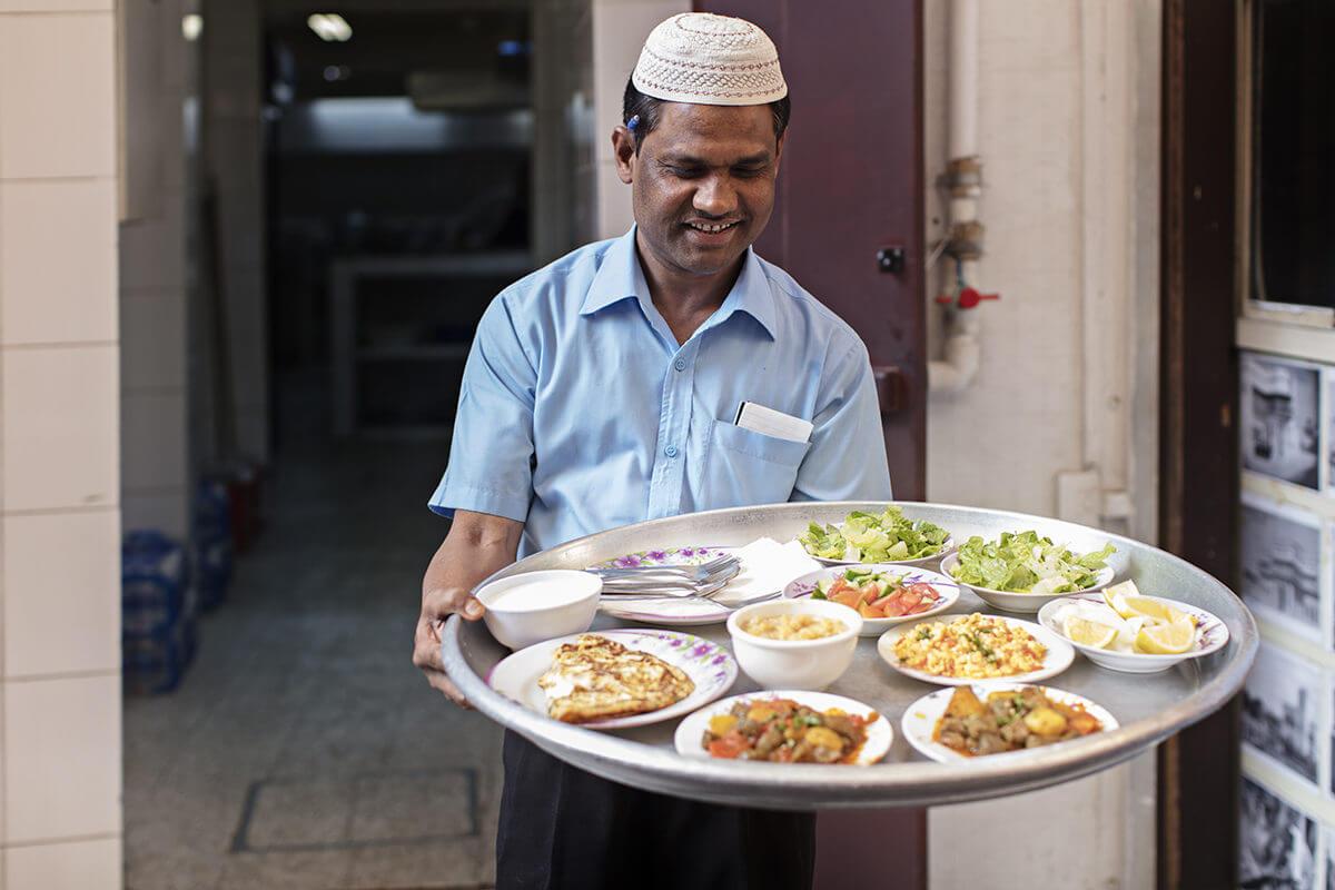 Кухня Бахрейна