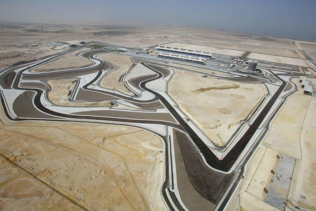 Трасса Формула 1 - Бахрейн