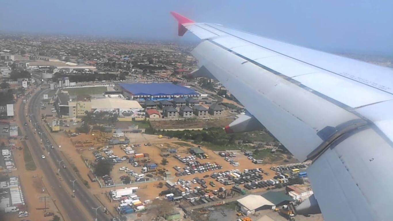 Аэропорт в Гамбии