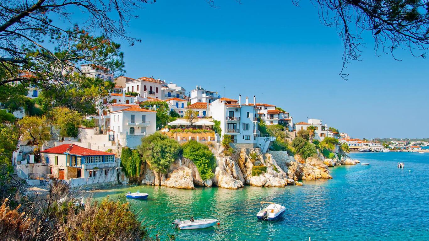 Климат в Греции