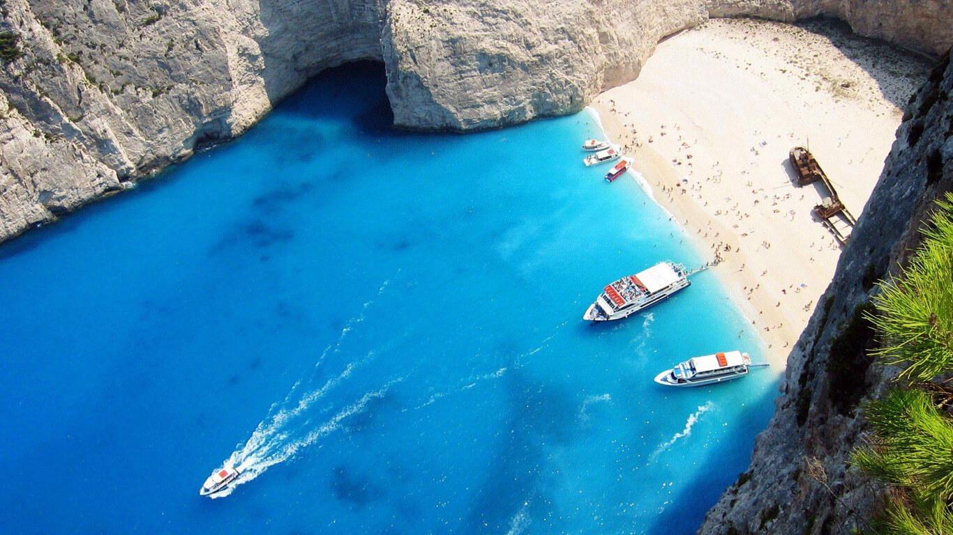 Островная Греция