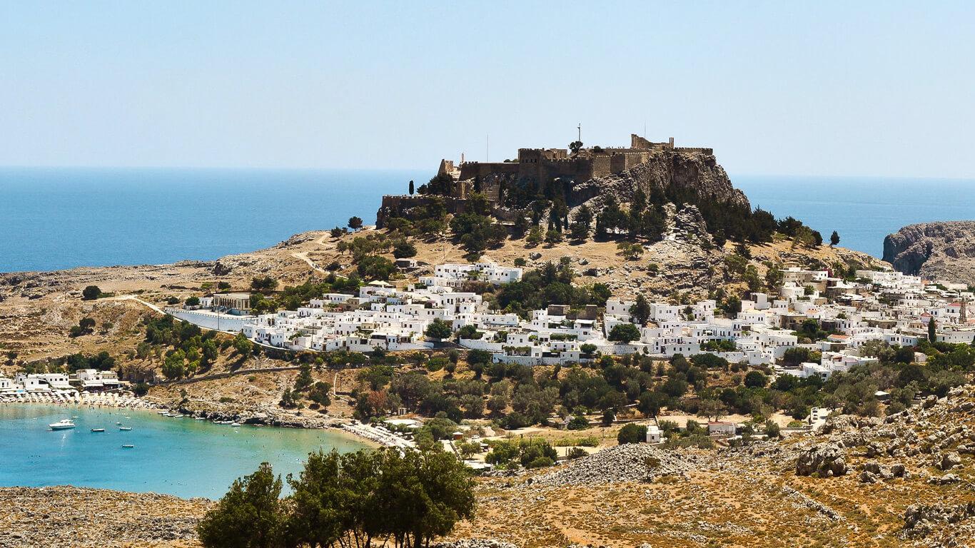 Линдос - Греция