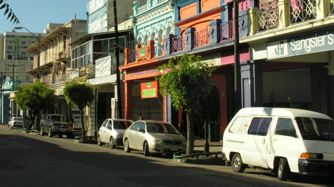 Транспорт на Ямайке