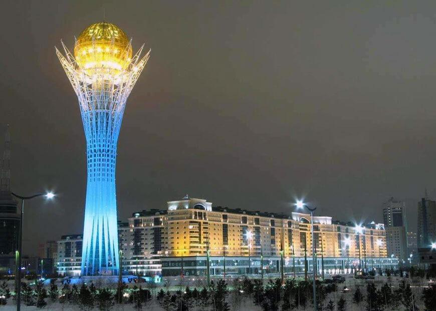 Автобусный тур в Новогодний Казахстан