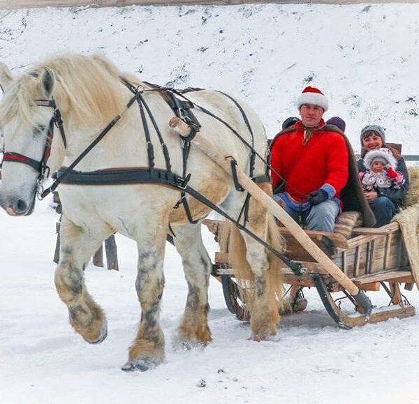 Новогодний автобусный тур в Екатеринбург